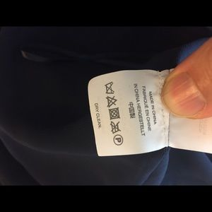 J. Crew Tops - J. Crew ruffle penny top in clip dot, size XS